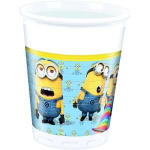 Minions Lovely (8er Set)