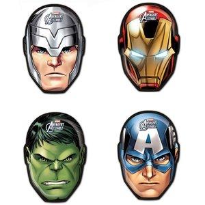 Avengers (4 pezzi)