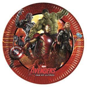 Avengers - Age of Ultron: Medium (8 pezzi)