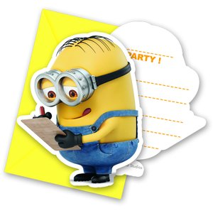 Minions Lovely (6er Set)