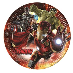 Avengers - Age of Ultron: Large (8 pezzi)
