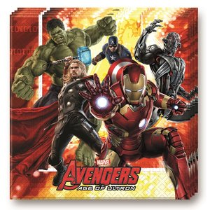 Avengers - Age of Ultron (20er Set)