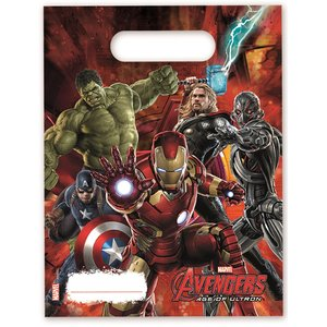 Avengers - Age of Ultron (6er Set)
