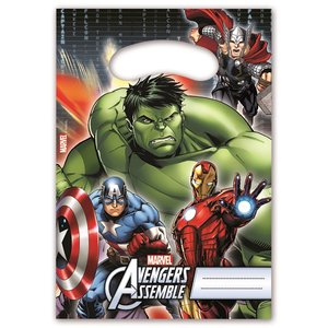 Avengers - Power (6er Set)