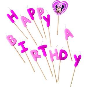 Minnie Mouse - Happy Birthday