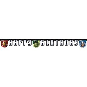 Avengers - Power: Happy Birthday