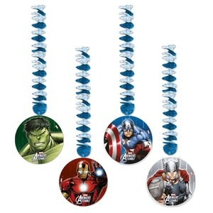 Avengers Multi Heroes - Hanging Cut Outs