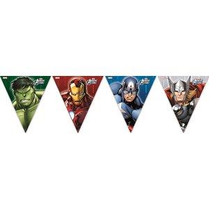 Avengers - Power: 12 Bandierine