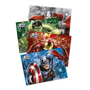 Avengers - Power (4er Set)