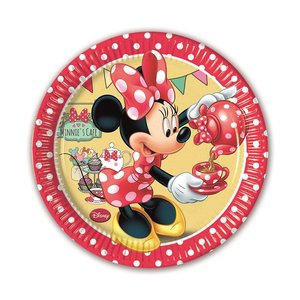 Minnie Mouse Café (8er Set)