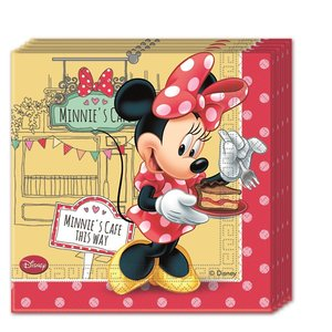Minnie Mouse Café (20er Set)