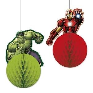Avengers Multi Heroes - Hulk e Iron Man