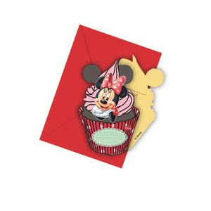 Minnie Mouse Café (6er Set)