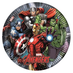 Avengers - Power: Large (8er Set)