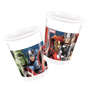 Avengers - Power (8er Set)