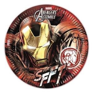 Avengers - Teen: Iron Man (8er Set)