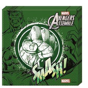 Avengers - Teen: Hulk (20er Set)