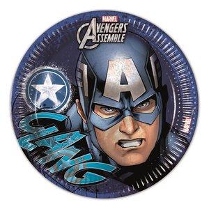 Avengers - Teen: Captain America (8er Set)