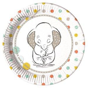 Elefant (8er Set)