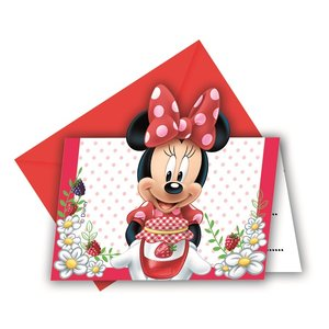 Minnie Mouse Jam packed with Love (6er Set)