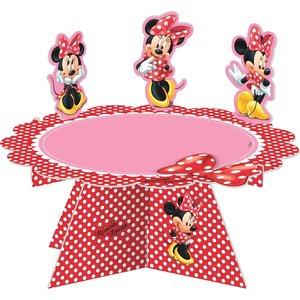Minnie Mouse Kuchen Ständer