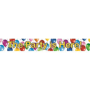 Balloons Fiesta - The Party is Here! (3er Set)