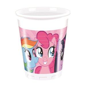 My Little Pony Sparkle (8er Set)