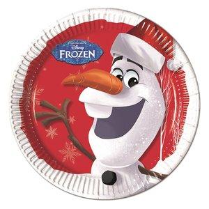 Olaf Natale (8 pezzi)