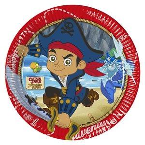Jake und die Nimmerland-Piraten (8er Set)
