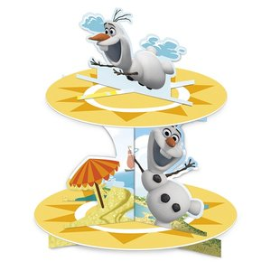 Olaf Summer Cupcake Supporto