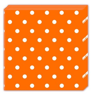 Orange Dots (20er Set)