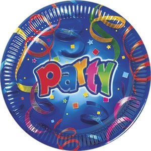 Party Streamers Prismatic (8 pezzi)