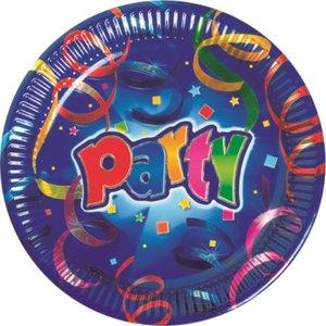 Party Streamers Prismatic (8er Set)