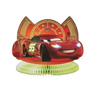 Cars Neon Tischdeko