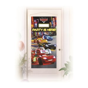 Cars Neon: Tür-Banner