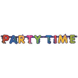 Party Streamers - Party Time