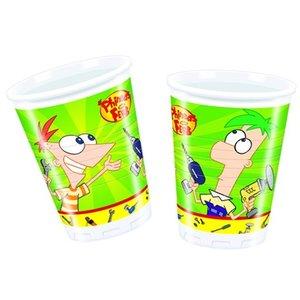 Phineas Und Ferb (8er Set)