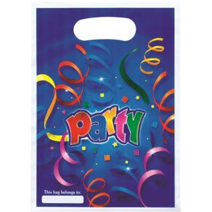 Party Streamers (6er Set)