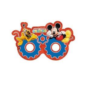 Micky Maus - Mickey Mouse Club House (6er Set)