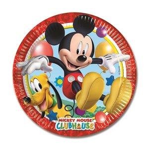 Mickey Mouse Club House: Medium (8er Set)