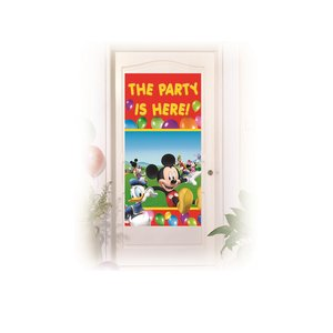 Mickey Mouse Club House: Tür-Banner