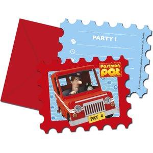 Postman Pat - Il postino Pat (6 pezzi)