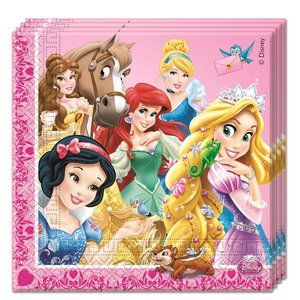Princess & Animals (20er Set)