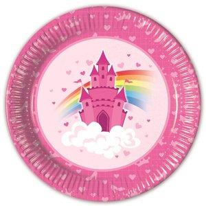 Rainbow Castle (8er Set)