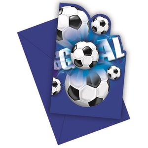 Football (6 pièces)