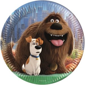 Secret Life of Pets (8er Set)