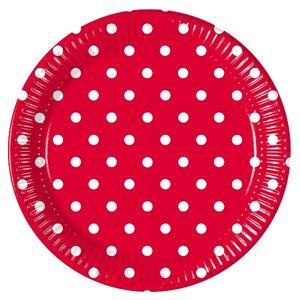 Red Dots (8er Set)