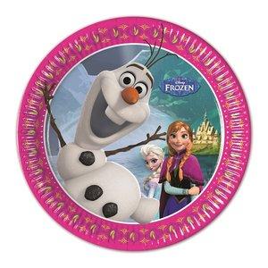 Frozen - Il regno di ghiaccio (8 pezzi)