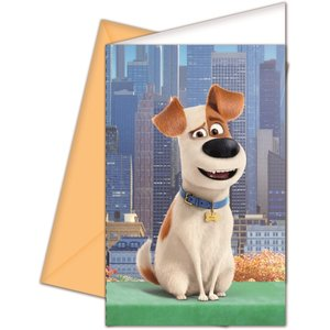 Secret Life of Pets (6er Set)