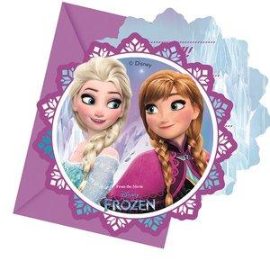 Frozen - Die Eiskönigin Northern Light (6er Set)